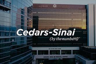 Cedars-Sinai at a Glance