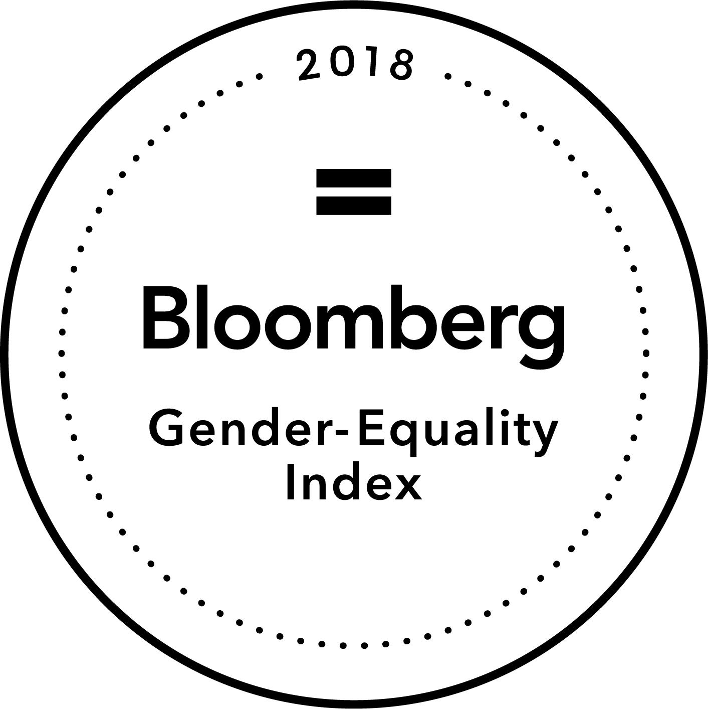2018 Bloomberg Gender-Equality Index