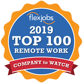 2018 Top 100 Remote Work Company to Watch