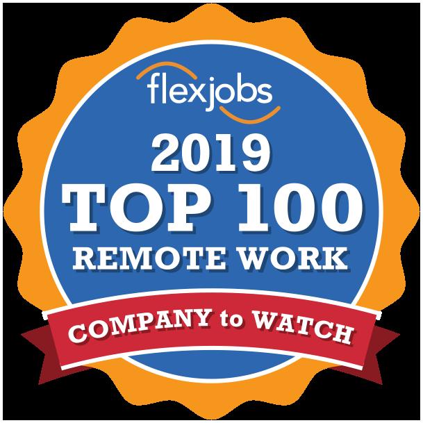 Flexjobs Top 100 Remote Work 2018