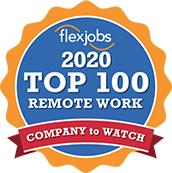 Flexjobs Top 100 Remote Work 2018