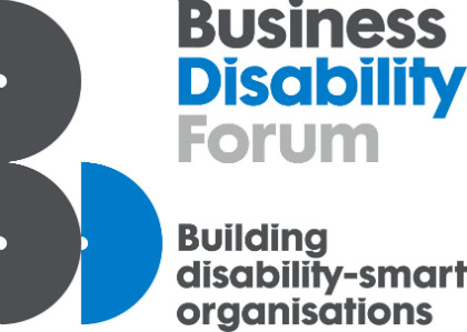 business disabilty company logo