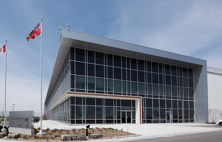 Canada office is located in the heart of Mississauga's business community
