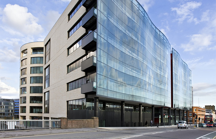 London office is located in King's Cross
