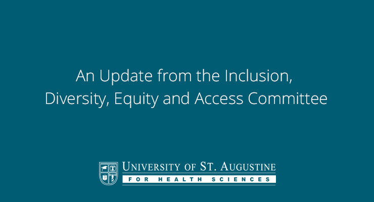 Inclusion, Diversity, Equity and Access Committee Update