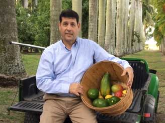 Dr. Jose Rafols Finds Peace with Unique Hobby: Sub-Tropical Fruit Farming