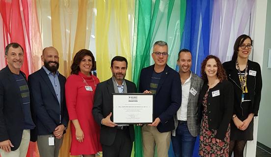 las mejores empresas para trabajar LGBT en el 2019 por Human Rights Campaign Equidad MX