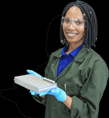 image of Tobeka Mgope, Validation & Testing Analyst
