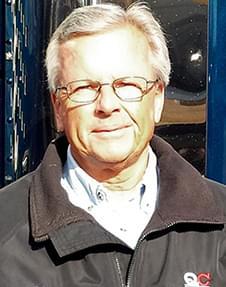 Steve Sorensen - Company Driver