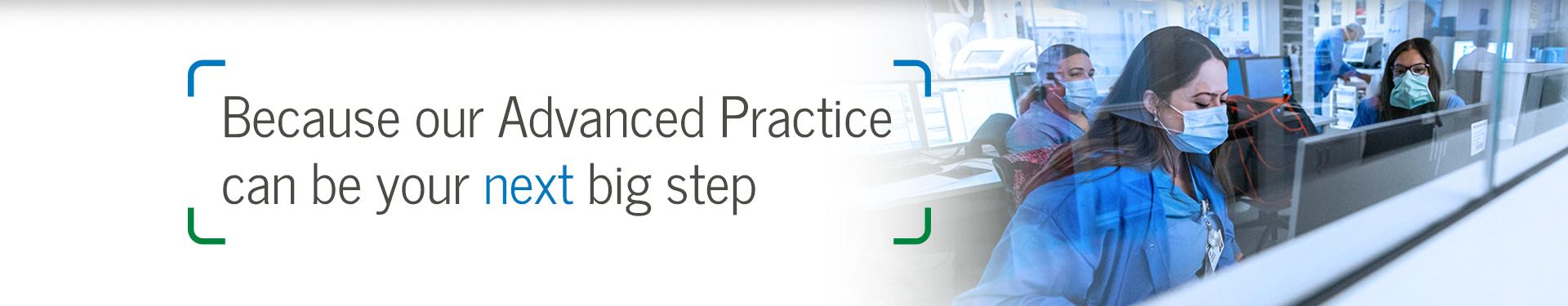 Advance Practice Home Image