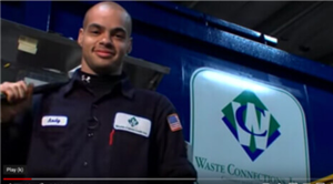 Waste Connections - Mechanic