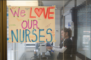 During Nurse Appreciation Week, sometimes the best way to thank our nurses is to hear it from the ones they impact the most.