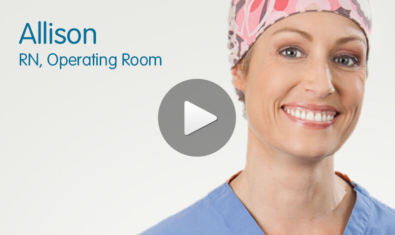 Allison Fell - RN, Operating Room