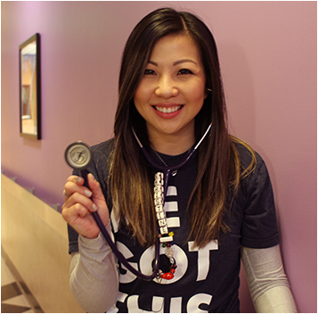 Christine Wu Uddin, RNII