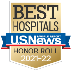 US News Best Hospitals Honor Roll - 2021-22