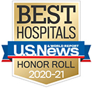 US News Best Hospitals Honor Roll - 2019-20