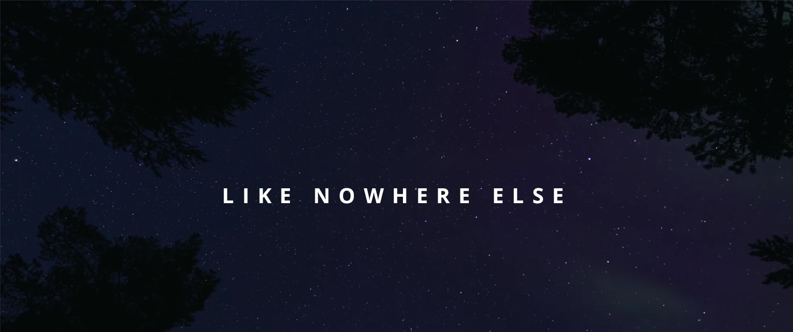 Play Video: Like Nowhere Else