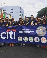 Citi diversity event