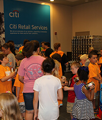 Citi event for children