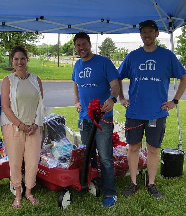 Citi Volunteers