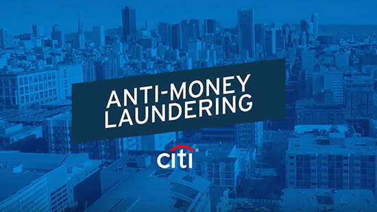 Working at Citi: Anti-Money Laundering