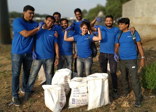 Community Involvement Gurgaon