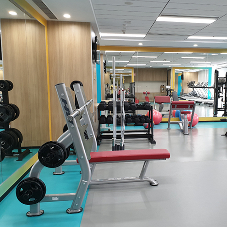 Amenities for a Healthy, Balanced Lifestyle