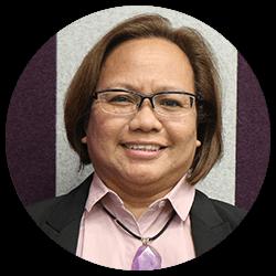 Maria - Business Unit Head, ISG Manila