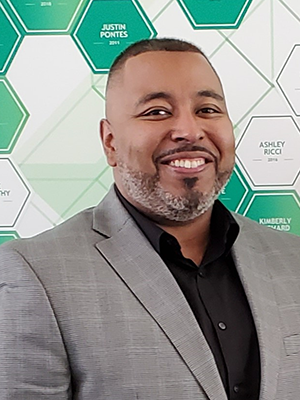 Joel Arias, Senior Manager, Consumer Banking