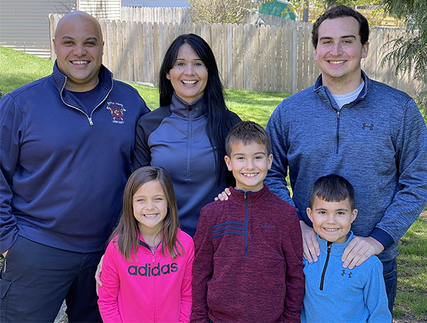 Renee Katz, Family Photo