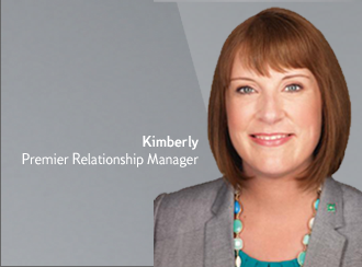Kimberly treats her customers as family, allowing them to feel safe and comfortable with her guidance.