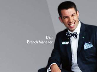 Learn about our recent national recognitions and how, like Dan, we're helping people Bank Better.