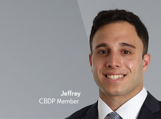Jeff grew his career through the CBDP and is currently a corporate financial analyst.
