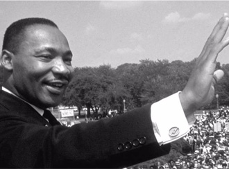 Honoring Dr. Martin Luther King, Jr., embracing diversity and supporting volunteerism.