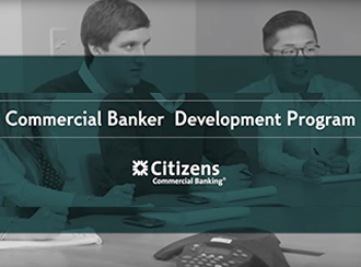 Hear from former Commercial Banker Development Program graduates about their experience!