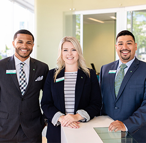 Colleagues in our Business Banking group are able to grow their careers through ample training, supportive management and a focus on growing their relationships with their clientele.