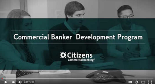 Commercial Banker Development Program