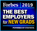 2018 Forbes The Best Employers for New Grads