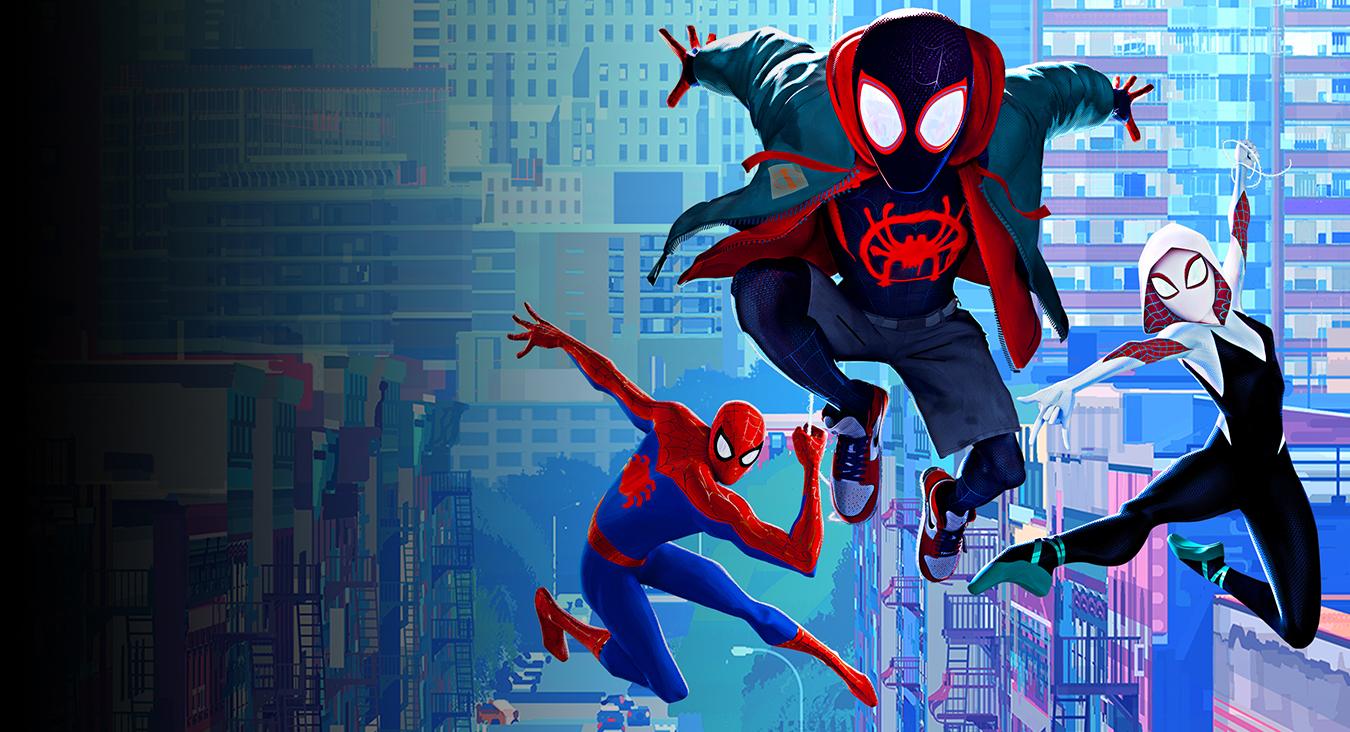 《蜘蛛侠™:平行宇宙》