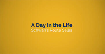 Schwans Route Sales Rep. (Video)