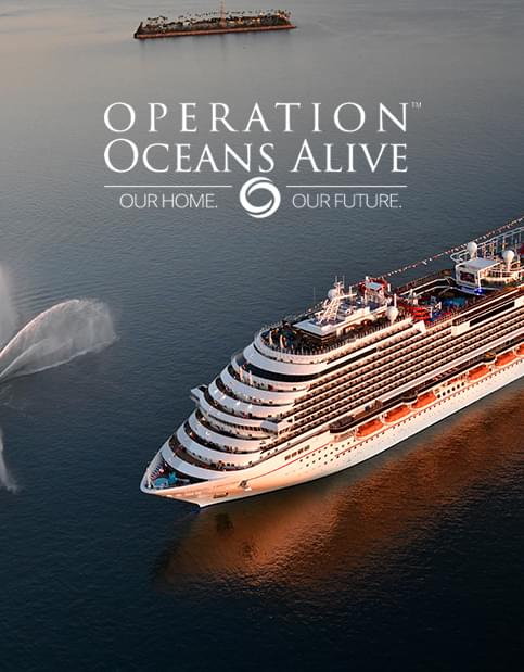 Operation Oceans Alive Our Home. Our Future.