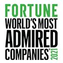 Fortune 2021 - Les entreprises les plus admirées au monde