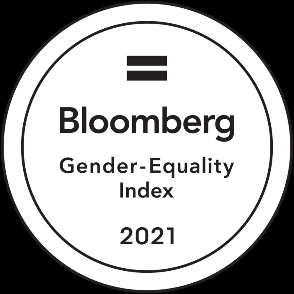 Indice d'égalité des sexes de Bloomberg