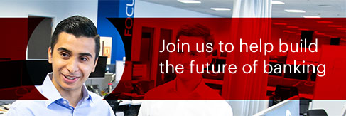 Join us to help build the future of banking