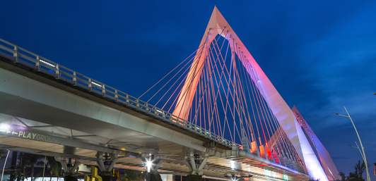 Bridge in Guadalajara