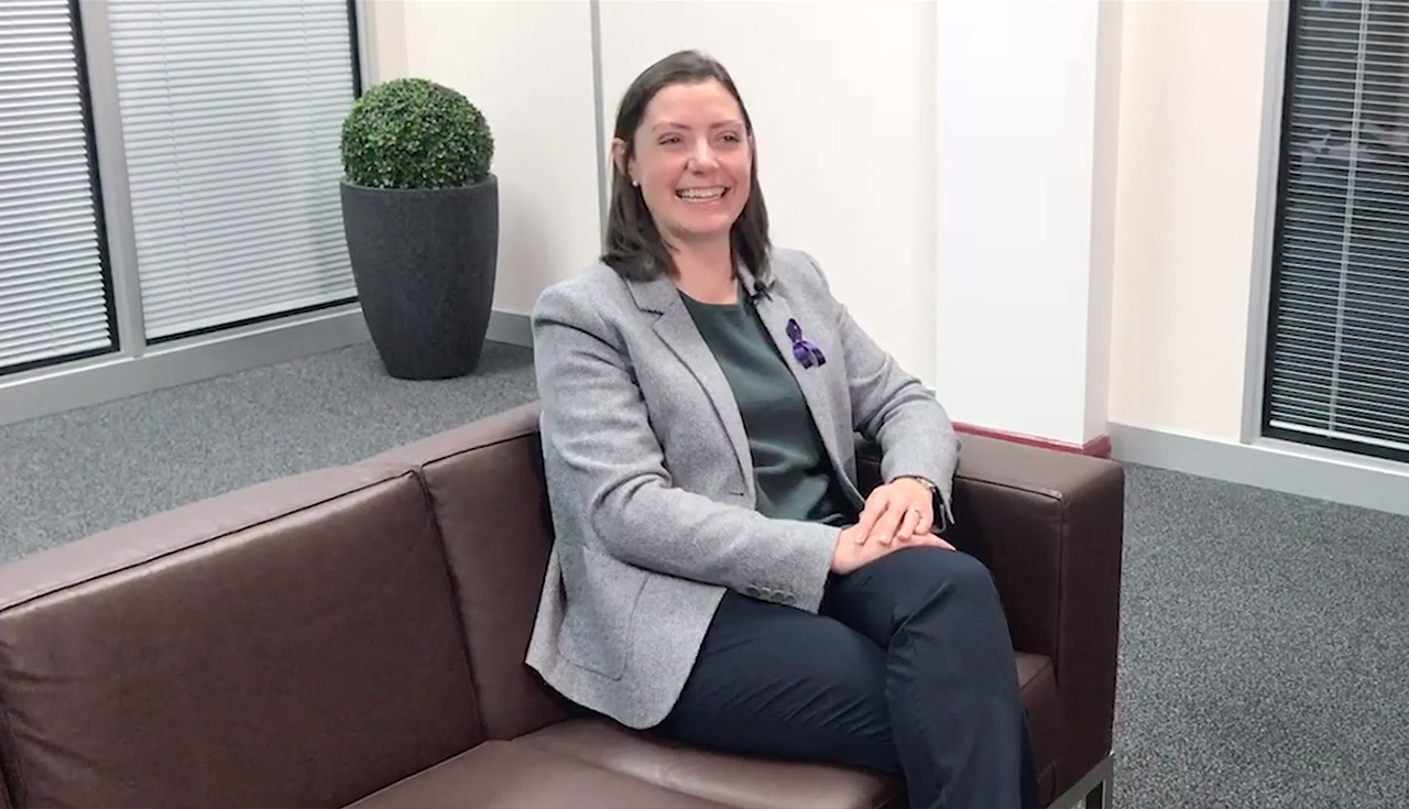 Play Video: The future you knows no barriers. Women in logistics.