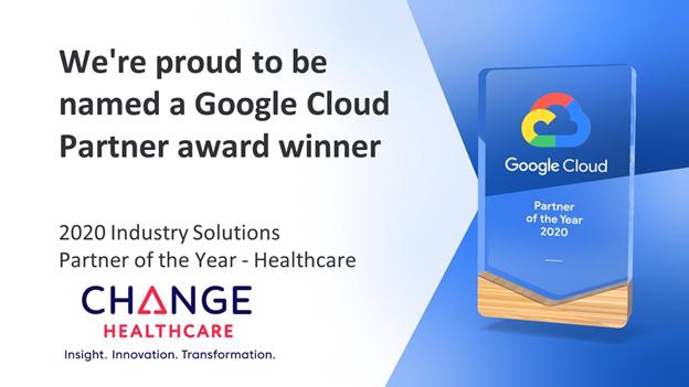 Google Cloud Partner Award