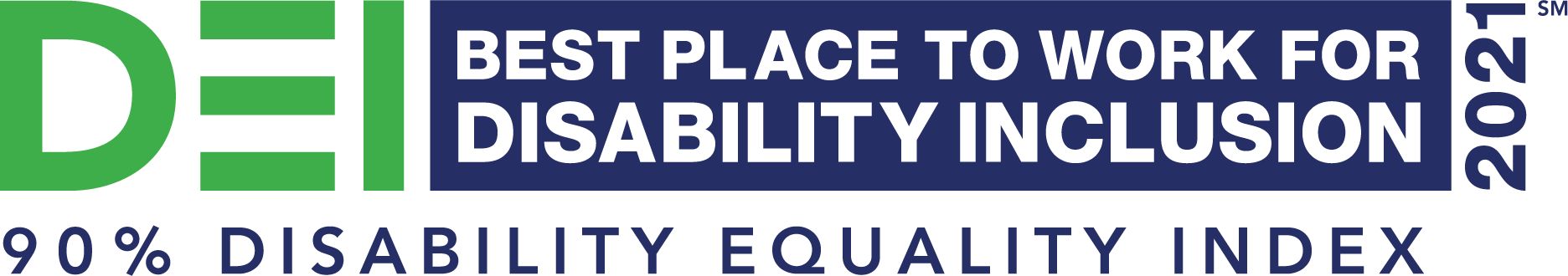 Disabilities Equality Index Badge