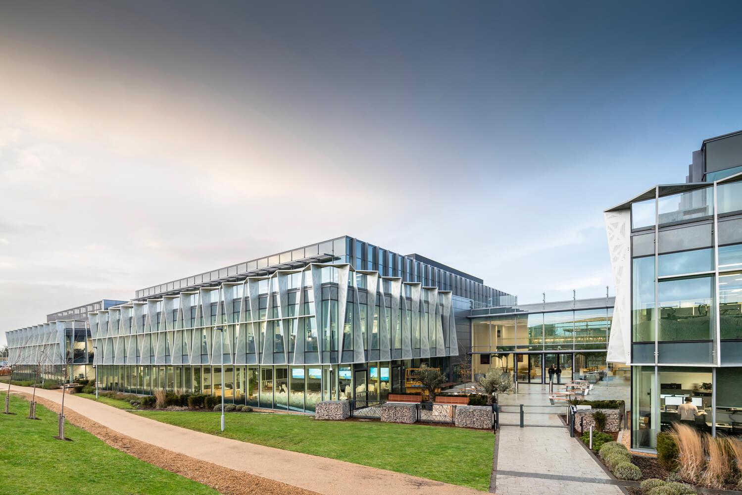 Cambridge Office External