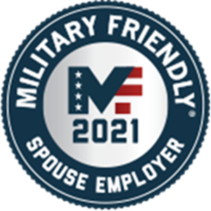 Military Friendly Spouse Employers 2021
